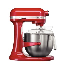 KitchenAid professionele mixer, 6,9 liter, rood