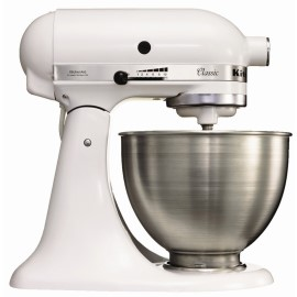 KitchenAid K45 Classic mixer, 4.28 liter, wit