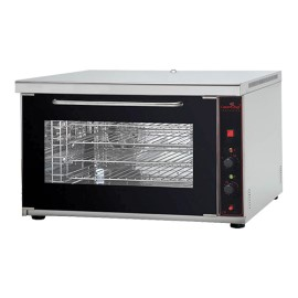 CaterChef heteluchtoven, Type: 60x40 - 400V, luxe model