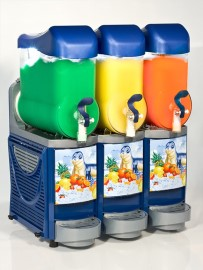 Slush machine CAB, type Skyline, 3x 10 liter