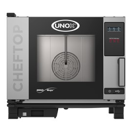 Combi-steamer Unox ChefTop MIND.Maps ONE, 5x GN 1/1, 400V