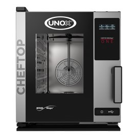 Combi-steamer Unox ChefTop MIND.Maps ONE, 5x GN 2/3, 400V - links