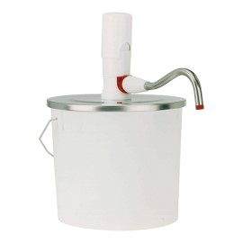 Emmer dispenser 10ltr Ø26,5cm