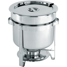 Chafing Dish rond, Piave 10 liter