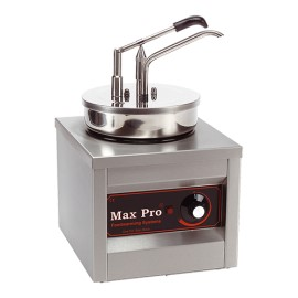 Max Pro 1-pans hot(-saus)dispenser