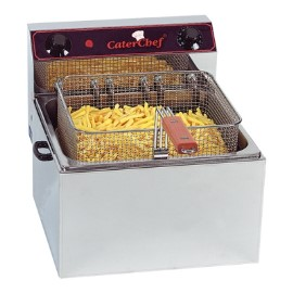 CaterChef friteuse 10 liter 400V