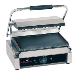 CaterChef contact-/klapgrill 'Solo Grande' onder glad