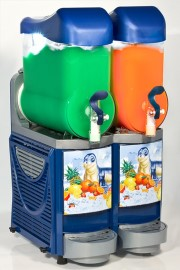 Slush machine CAB, type Skyline, 2x 10 liter