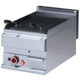 Diamond lavasteengrill, smal, top, Alpha 650