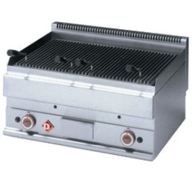 Diamond lavasteengrill, breed, top, Alpha 650