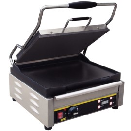 Buffalo contactgrill, large, boven en onder glad