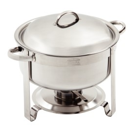 Chafing Dish rond, 7,5 liter