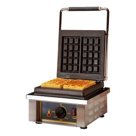 Roller Grill wafelbakapparaat, Type: Brusselse wafel